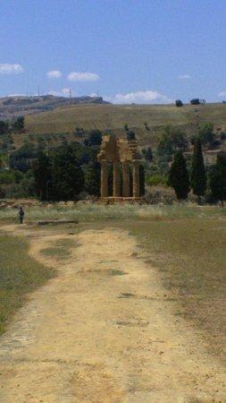 Valley of the Temples (Valle dei Templi): Tempio dei Dioscuri