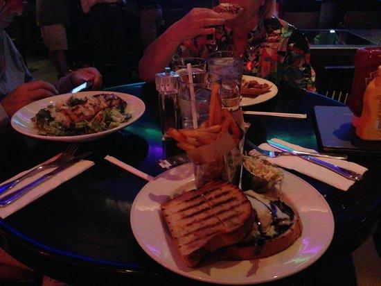 Hard Rock Cafe: La nostra cena