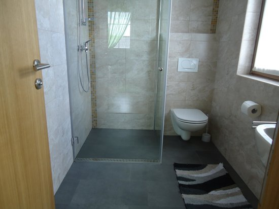 Lipizzaner Lodge Relaxtivity Guest House : Our bath rooms are spacious