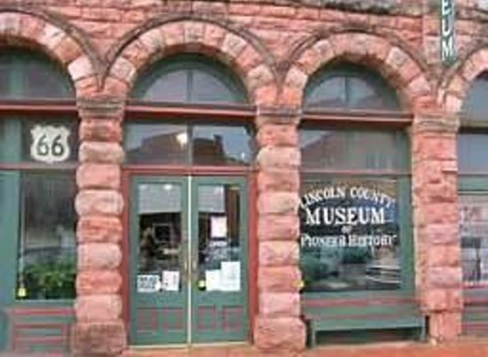 Lincoln County Historical Society & Museum of Pioneer History