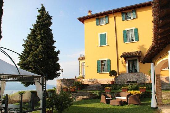 Boutique Hotel Villa Sostaga: Villa