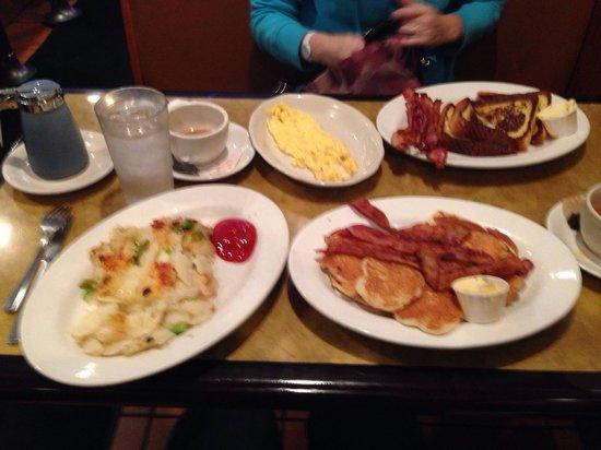 Scotty's Diner : Breakfast