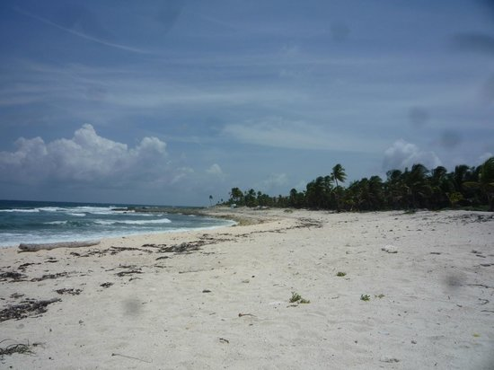 Grand Sirenis Mayan Beach Resort & Spa : the quiet beach