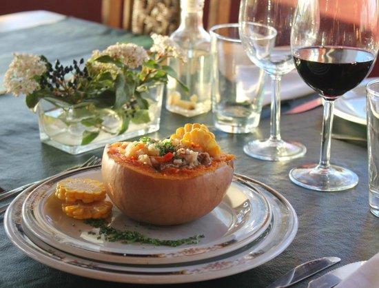 Cauquenes de Nimez: Uno de nuestros platos preferidos
