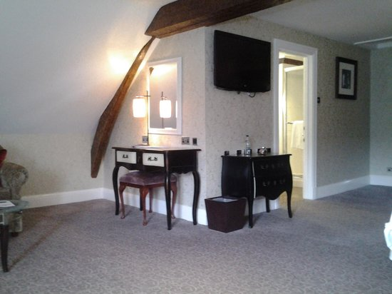 Mottram Hall: Suite 444`