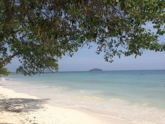 Hotel Sport Baru : Playa Azul