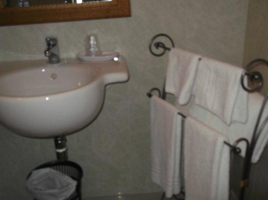 Hotel Hieracon: bagno