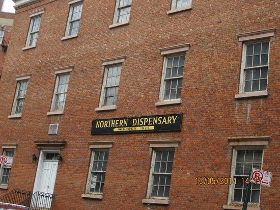Greenwich Village : Northern Dispensary