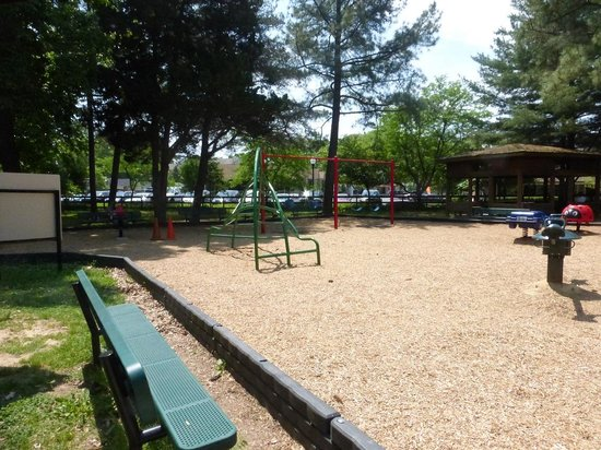 Grove Park playground