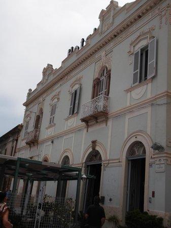 Hotel Hieracon: facciata hotel