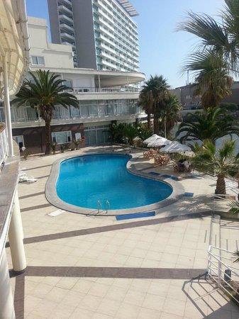 Hotel Antofagasta: Piscina