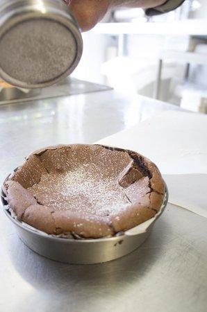 La Tartentière : moelleux au chocolat belge