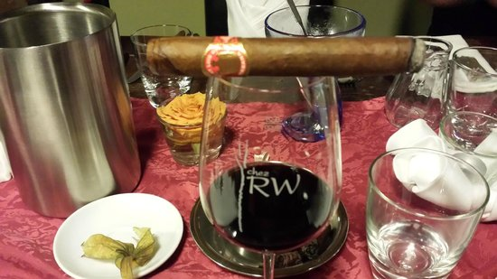 Chez RW: ein toller Abend