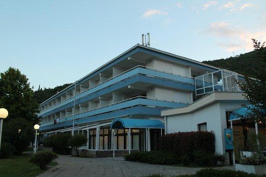 Remisens Hotel Marina : la struttura