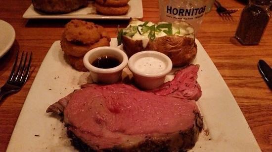 Hungry Hunter Steakhouse: amazing food! yum !