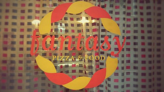 Fantasy Pizza&food: Logo