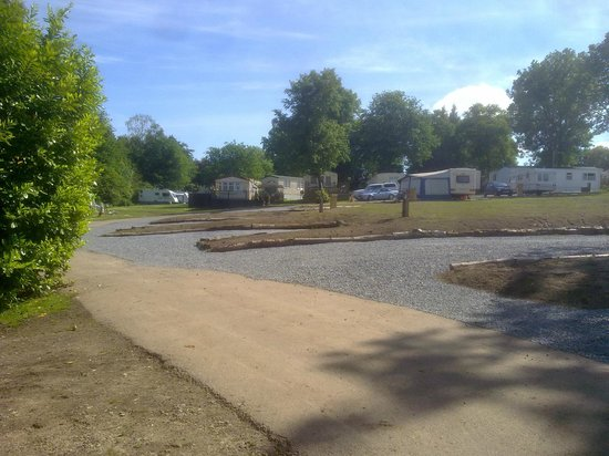 Thriftwood Holiday Park: New Hardstanding Pitches