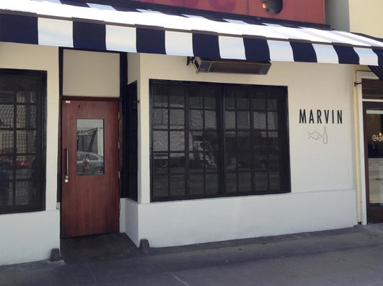 Photo of French Restaurant Marvin at 8114 Beverly Blvd, Los Angeles, CA 90048, United States