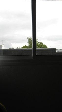 Best Western Le Roof : Vue de notre chambre sur la campagne! Dommage car emplacement idéal.