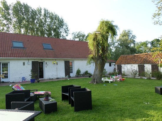 Ardres Bridge Cottage: La maison