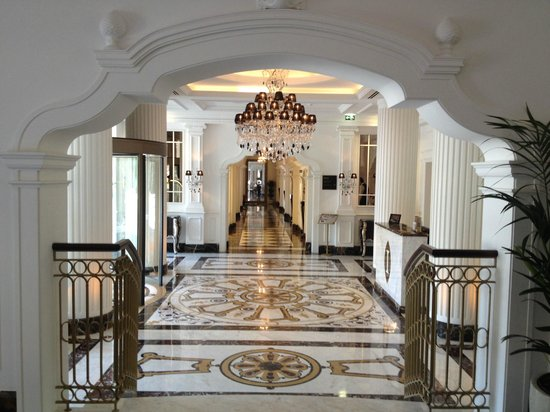 InterContinental Porto - Palacio das Cardosas : Hotel entrance