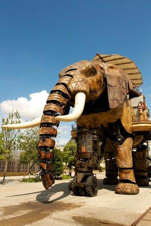 Les Machines de L'ile : Le grand éléphant