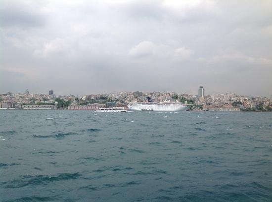 Istanbul City Port : İstanbul Port in Karaköy