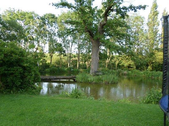 Ardres Bridge Cottage: L'étang