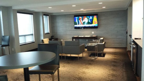 Hotel Blackfoot: Summit lounge