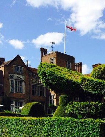 The Estate Grill at Great Fosters: Great  foster hotel