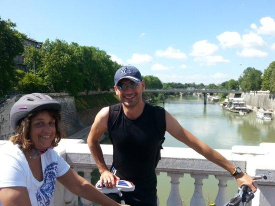 Domus Quiritum B&B: Bike tour