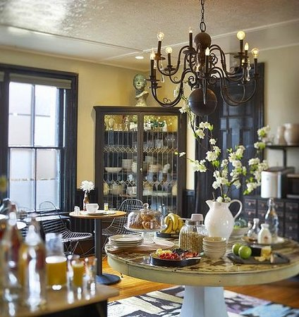 Made INN Vermont, an Urban-Chic Bed and Breakfast: Our urban design style is unlike any other in Burlington.  Aesthetic marvel,  upscale, premier
