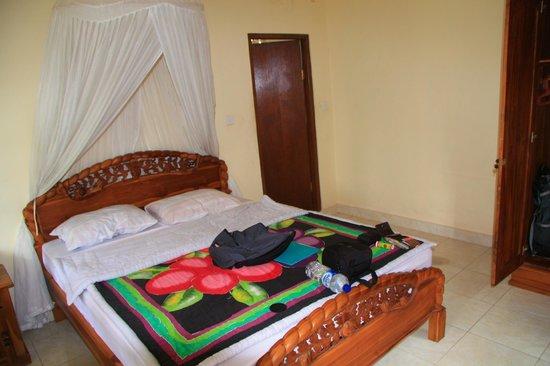 Gusti's Homestay: Notre chambre