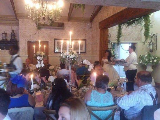 Morrells Manor House: wedding pic