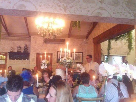 Morrells Manor House: wedding pic 2