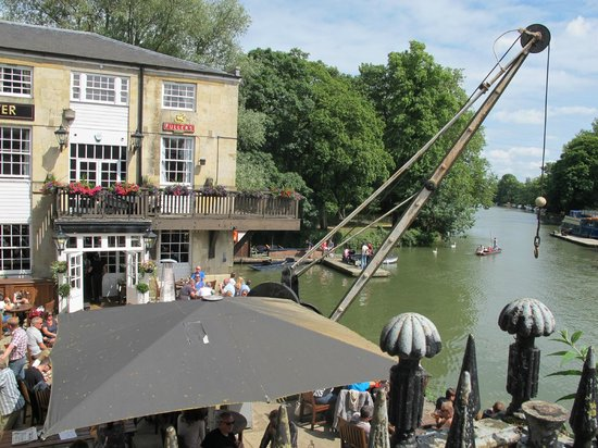 Oxford River Cruises: Head of the River