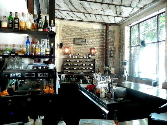 Nana Bar : Nana - the Bar area
