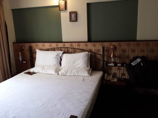 Hotel Travancore Court: Standard double room