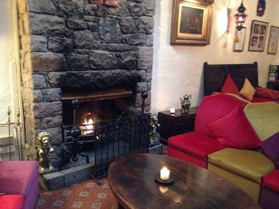 The Revere Hotel: Chimney