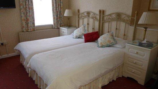 The Revere Hotel: Room