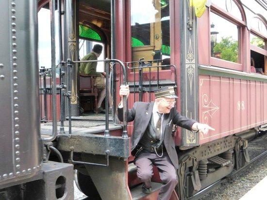 Strasburg Rail Road: The train