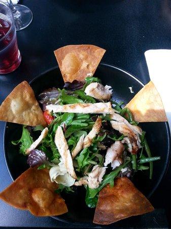 Cau : Chicken salad