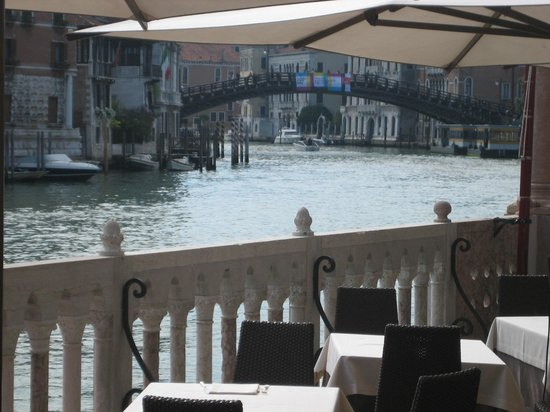 Hotel Palazzo Stern: View from the terrace