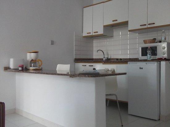 Arena Dorada Apartments : Angolo cottura