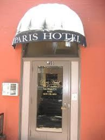 Paris hotel reviews san diego ca tripadvisor for Hotels 92109
