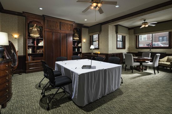 Majestic Hotel: Executive Meeting Space