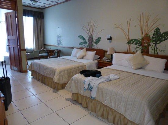 Adventure Inn : Beds