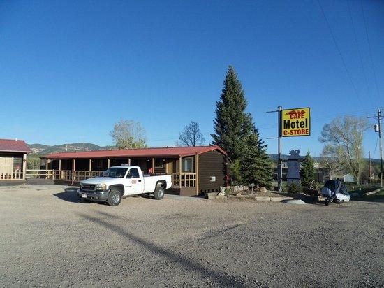 Hatch Station: Motel