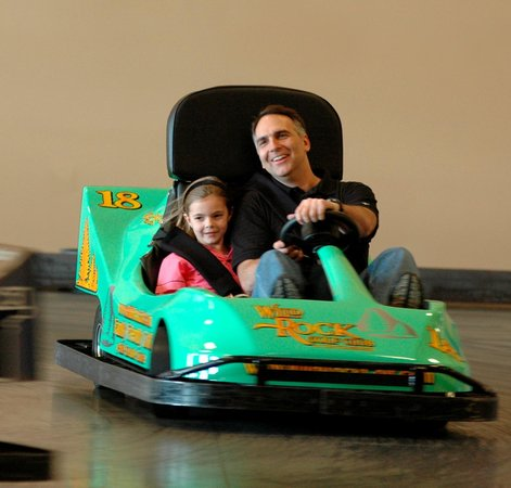 Knuckleheads: Go-Karts!