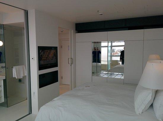 Sofitel Vienna Stephansdom: White Room